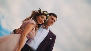 Выездная регистрация Ильнур и Алсу. Свадьба в стиле Рустик Набережные Челны