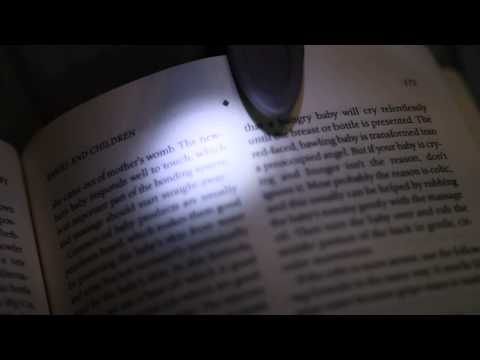 Common Sense Goods Book Light For Reading In Bed At Night #Review