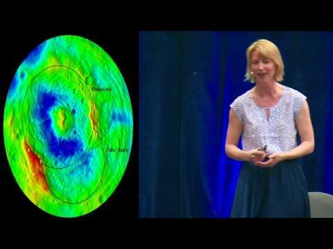 Emily Lakdawalla from the Planetary Society at the USA Science & Engineering Festival