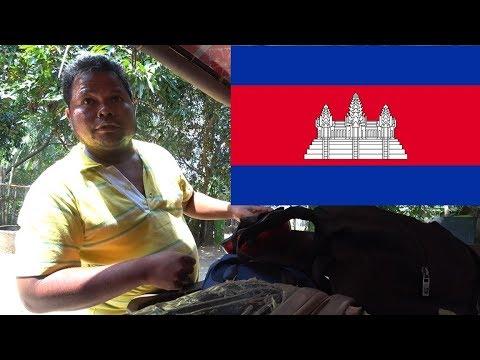 Tuk tukiem z Kep do Kampot – Kambodża 2018 #3