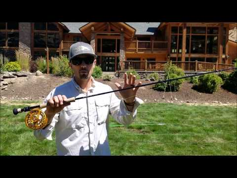 Sage Salt HD Rod Review And RIO Flats Pro Fly Line