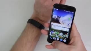 v07 smart watch фитнес трекер смарт браслет обзор unboxing