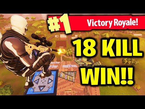 2 MILLION SUBSCRIBERS!!! MY BEST GAME EVER!!! (Fortnite Battle Royale Solo Gameplay)