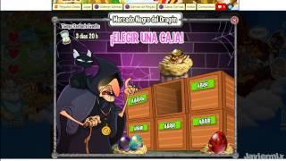 Truco de como ganar en el Mercado Negro - Dragon City
