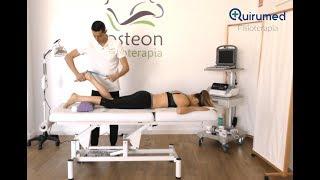¿Qué material de fisioterapia necesitas en tu clínica? por Carlos López Cubas (Osteon)