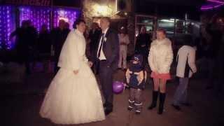 Свадебный клип.Татьяна и Александр  19.11.2013  Москва