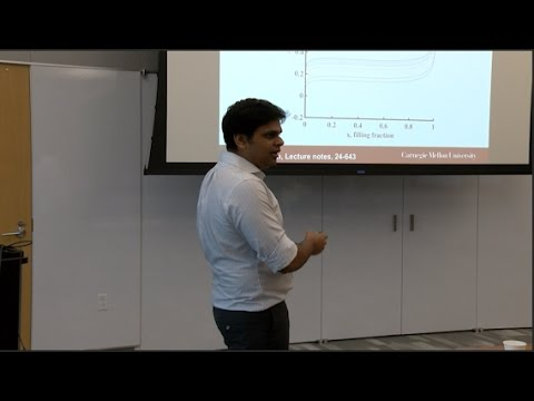 "CMU's Venkat Viswanathan on ""The Fundamentals of Batteries"""