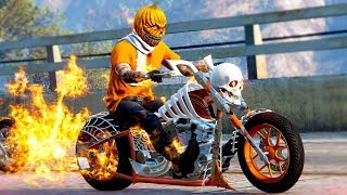 GTA 5 ONLINE NEW HALLOWEEN 2017 SPECIAL UPDATE! NEW VEHICLES, CLOTHING & MORE SPENDING SPREE!