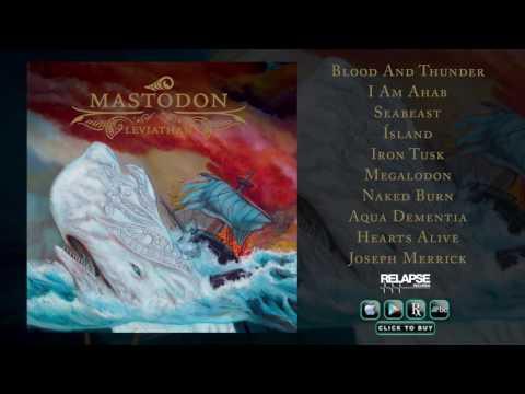 MASTODON - Leviathan (Full Album Stream)