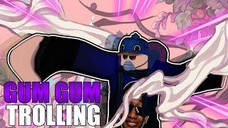 Blox Piece - Gum Trolling