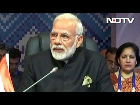 PM Modi Conveys India's Commitment To Work With East Asia Summit