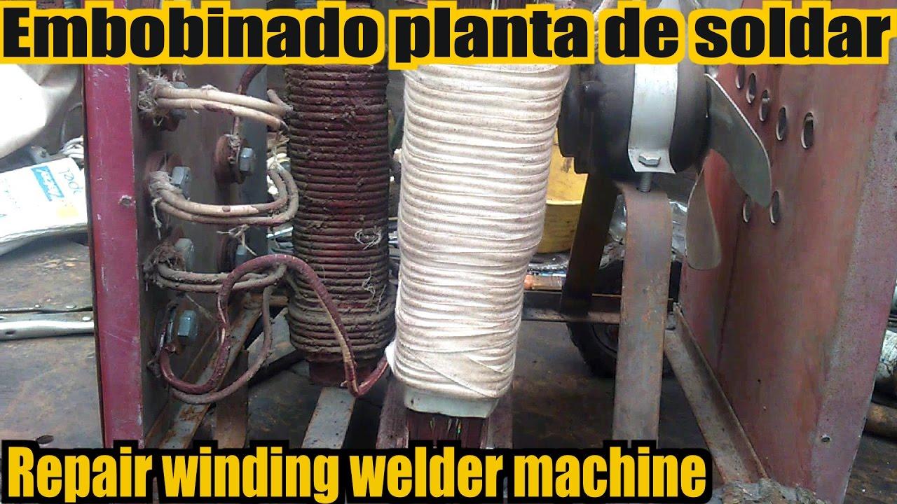 Embobinado Planta De Soldar Repair Vacuum Cleaner Vacuum