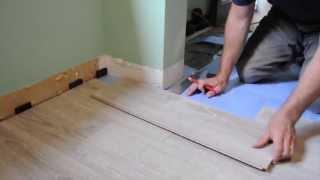 Pose de plancher flottant : étapes et comment faire