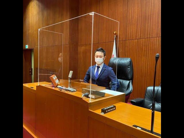 令和3年第1回府中市議会定例会が開会しました