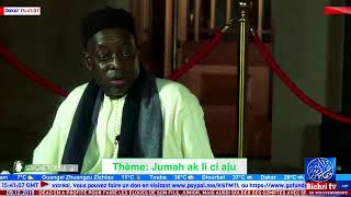 LIVE| Emission Serigne Touba ak ...| Thème: Invité S Bassirou LO Imam Grande Mosquée Masalikul Jinan