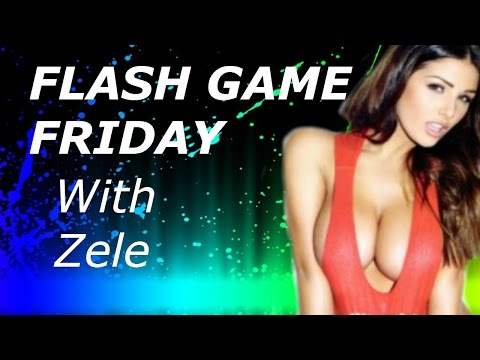 Flash Game Friday (episode 1).. How To Play Games Like A Pro!
