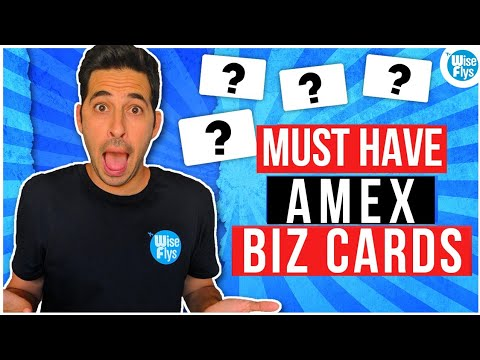 6 Best Amex Business Credit Cards | 2019