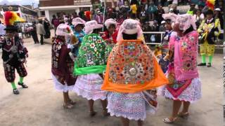 5 junio Huaracayo en Muruhuay 2015