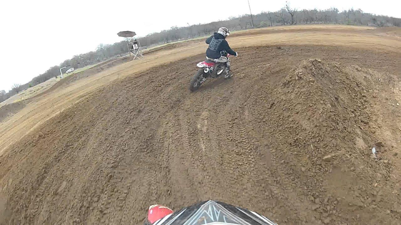 amateur open motocross