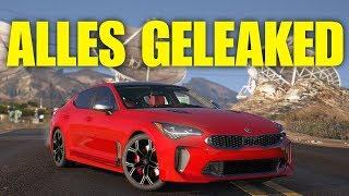 16 Neue Fahrzeuge & mehr | Neues DLC geleaked | GTA Online NEW UPDATE  | Ju LeX
