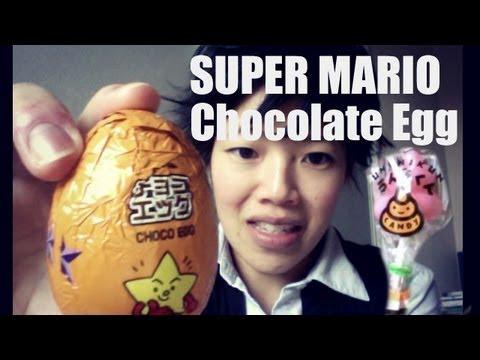 Super Mario Chocolate