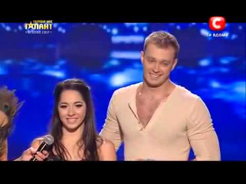 Duo «FLAME» Украина имеет талант-5 ФИНАЛ