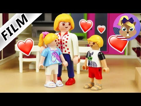 A Playmobil Story | Did Hannah find a NEW BOYFRIEND!? Mom sets Hannah up on a date!