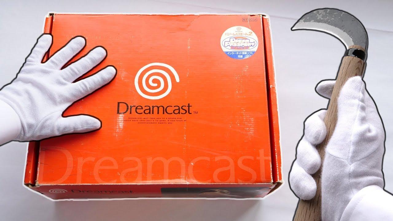 Download DREAMCAST UNBOXING! Original SEGA Dreamcast Console + Resident Evil 2 Gameplay