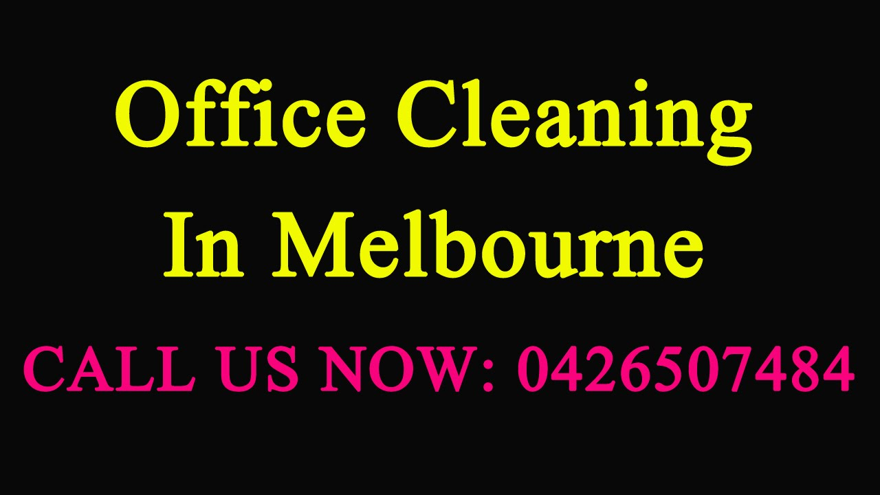 Thumbnail for Office Cleaning South Melbourne
