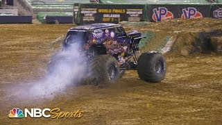 Monster Jam 2020: Miami, Florida | EXTENDED HIGHLIGHTS | Motorsports on NBC