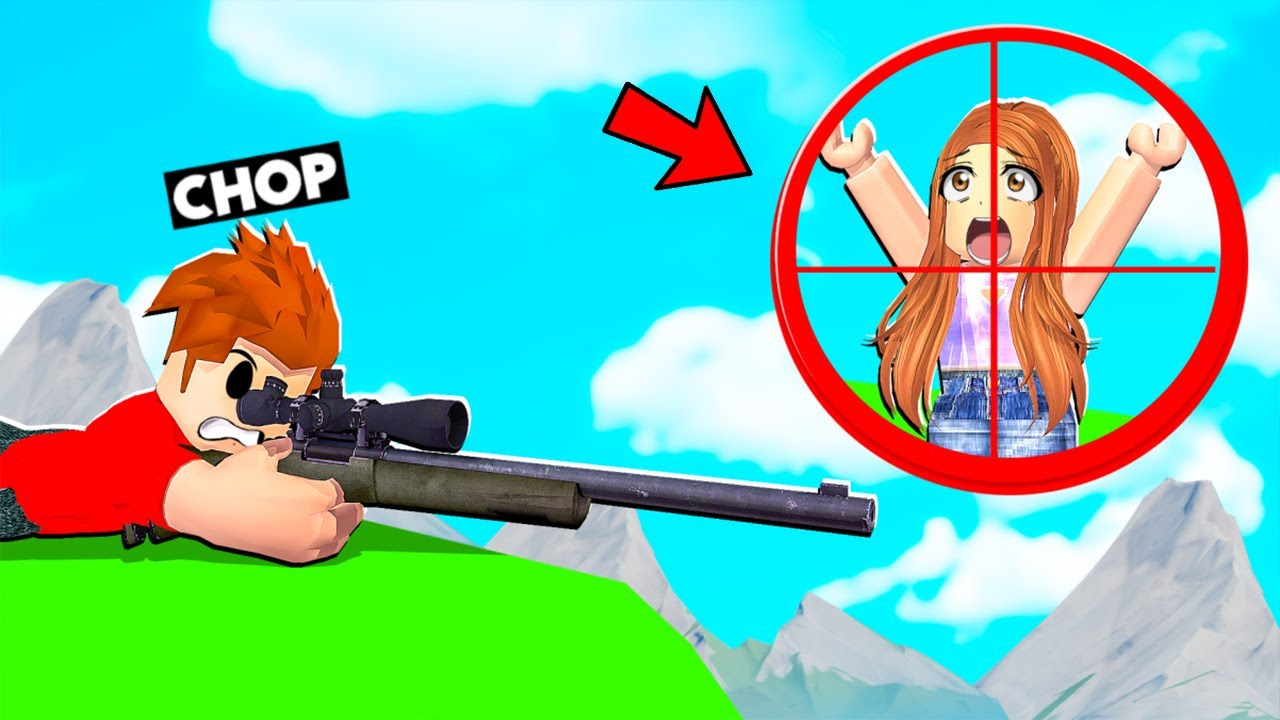 Download CHOP KILLED THE PROEST GIRL SNIPER INSIDE ROBLOX