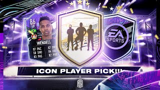 MID OR PRIME PLAYER PICK ICON SBC & WENDELL WHAT IF SBC - FIFA 21 Ultimate Team