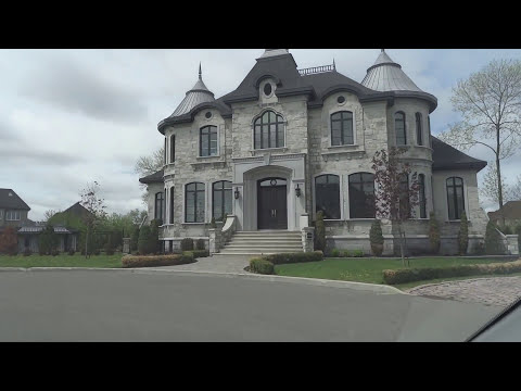 Montreal's Luxurious Real Estate (New St-Laurent) - Dream Houses and Mansions