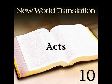 ACTS - New World Translation of the Holy Scriptures