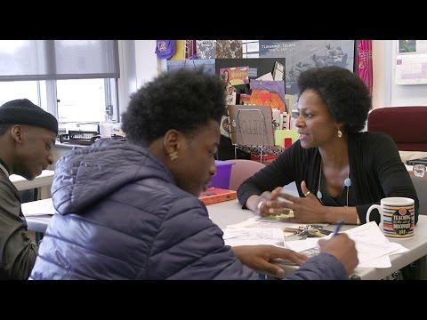How a University Helped Save a Failing High School