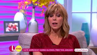 Kate Garraway Already Feels the Benefits of Giving up Alcohol | Lorraine