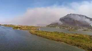 Muizenberg on Fire