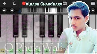 O Phirki wali_-_Mohmmed Rafi (Mobile Piano)