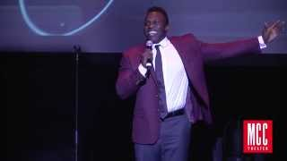 "Joshua Henry sings ""A Natural Woman"" from Beautiful"