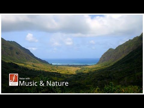 Greensleeves Relaxation Music - relaxing music - Santec Music