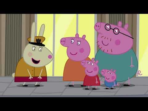 Peppa Pig en Español 🇺🇸 NUEVO EPISODIO Peppa Pig visita los Estados Unidos 🇺🇸 Pepa la cerdita