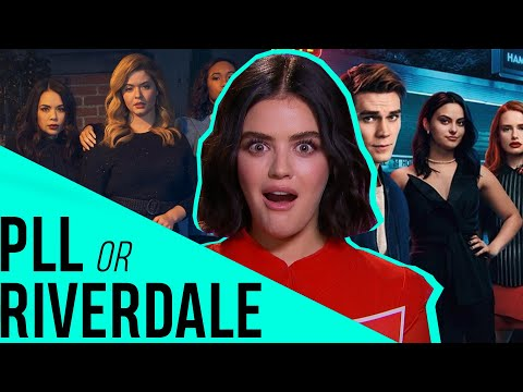 Lucy Hale Plays 'PLL Or Riverdale' – How Well Does She Remember Rosewood?!