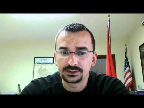 Drini Imami Explains Olive Oil Preference In Albania