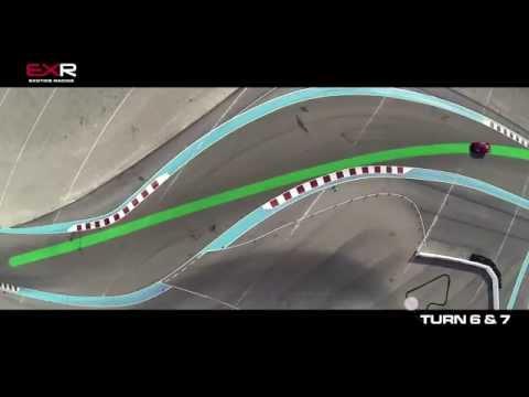 Exotics Racing Las Vegas Track at Las Vegas Motor Speedway
