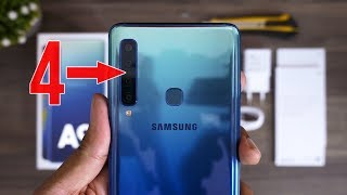 Unboxing Samsung Galaxy A9 2018 Indonesia!