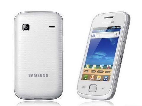Обзор Samsung GT-S5660 Galaxy Gio
