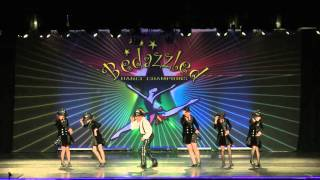 Wasaga Beach Dance Studio Dance by Design  Dance - Inter Jazz Company