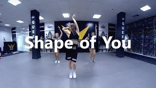 Shape of You - Ed Sheeran / J.Yana Choreography (Beginners)