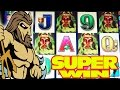 WHEN IS THE BEST TIME TO GAMBLE?  ★  SUPER BIG WIN  ★  TREASURE KING SLOT MACHINE BONUS