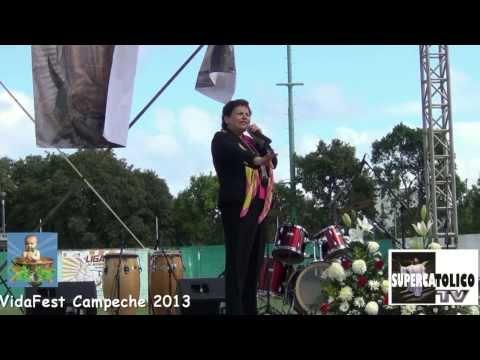 Vida Fest campeche 2013 Testimonio Completo de Gloria Polo